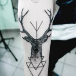 venao tattooed on the arm